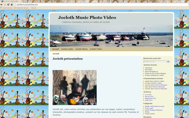 Jocloth Music Photo Video